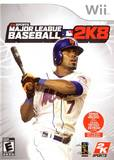 Major League Baseball 2K8 (Nintendo Wii)